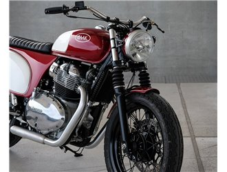 Royal Enfield Interceptor 650 Gallinella