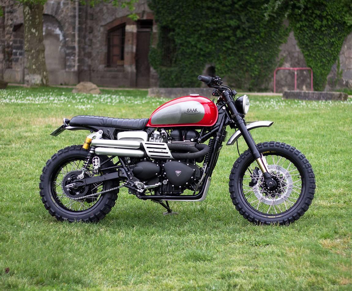 Triumph Scrambler 865