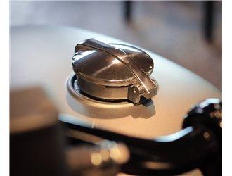Bouchon de réservoir type Monza pour Moto Guzzi V7III / V9