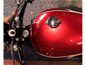 Bouchon de réservoir type Monza pour Triumph