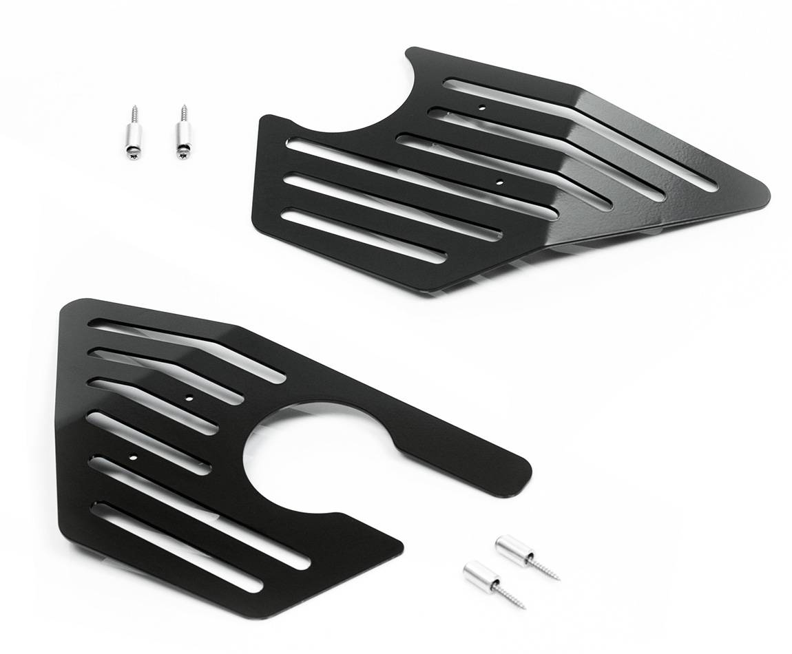 Side covers for BMW R NineT