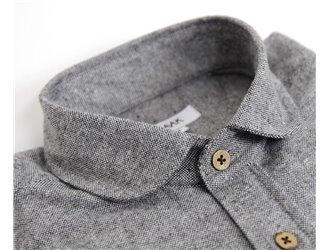"""Shirt Look BAAK """"Grey"""""""