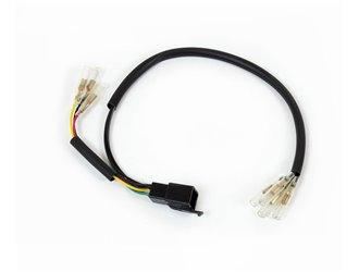 Rear mudguard wiring harness for Moto Guzzi
