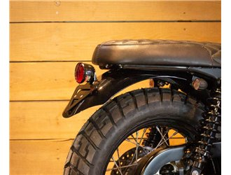 Vintage taillight