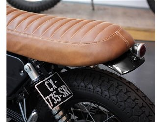 Classic rear mudguard for Moto Guzzi V7