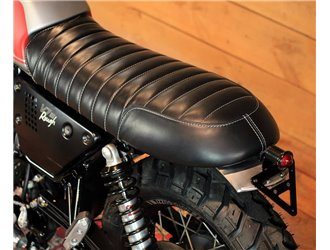 Classic rear mudguard for Triumph (2016 - …)