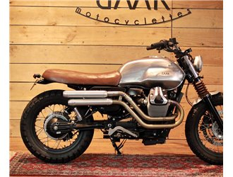 Mini rear mudguard for Moto Guzzi V7