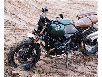 Scrambler front mudguard for BMW NineT