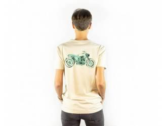 """T-shirt BAAK Pocket """"Moto..."""