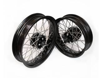 Aluminium spoked wheels for...