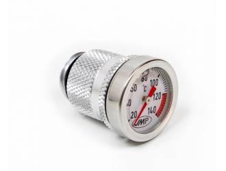Oil temperature gauge for...