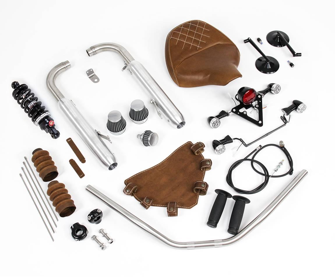 Parts Kit For Triumph Bonneville Bobber 1200 By Baak