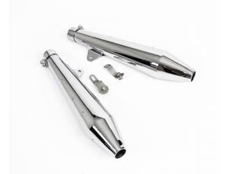Exhaust silencers for Royal...